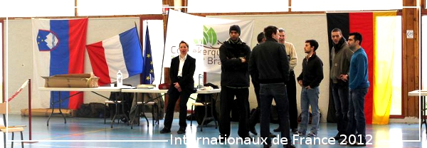 Internationaux de canne de combat 2012 - Coudekerque-Branche