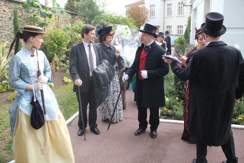 Mariage dAurore et Philippe , 21 septembre 2013