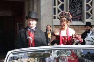 Mariage d'Aurore et Philippe - 21 septembre 2013