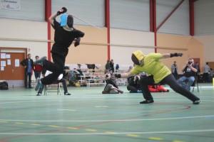 Championnat de France 2014 - finale seniors 1e série
