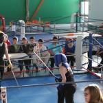 Démo et initiation canne double canne au Championnat de France UNSS