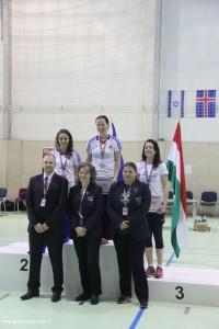 Sélénia Championne du Monde 2014 de canne de combat !