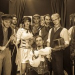 Apaches de Paname, Canne & Dragons, Schola Martis au Salon Fantastique - Octobre 2014