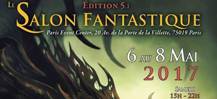 Salon Fantastique mai 2017 - canne de combat spectacle - Apaches de Paname