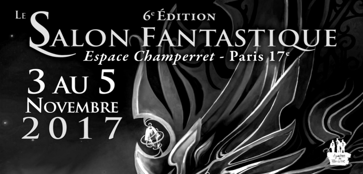 Salon Fantastique 2017 - canne de combat