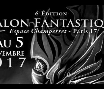 Salon Fantastique 2017 - canne de combat