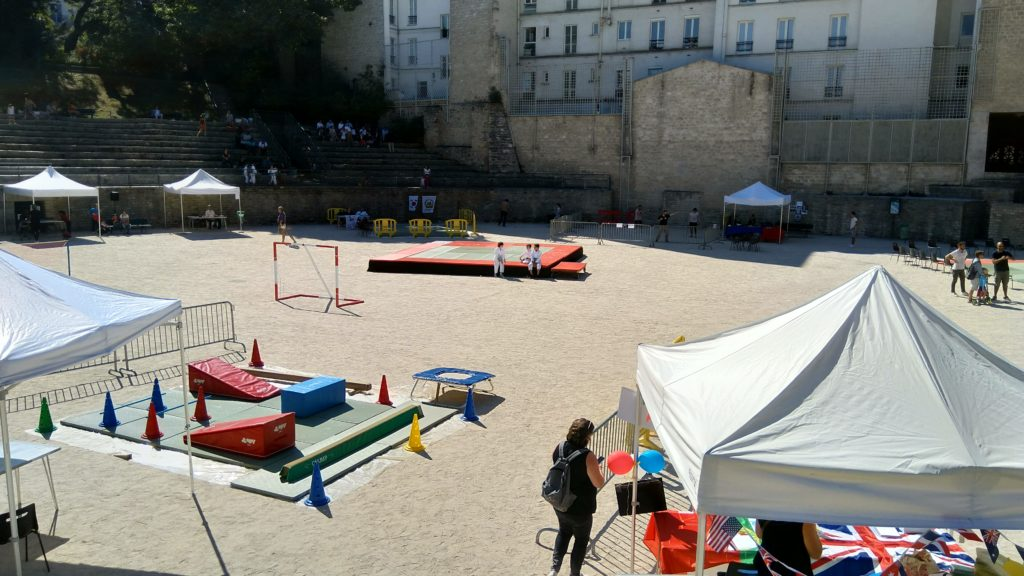 canne de combat paris arènes lutèce fete sports paris 5