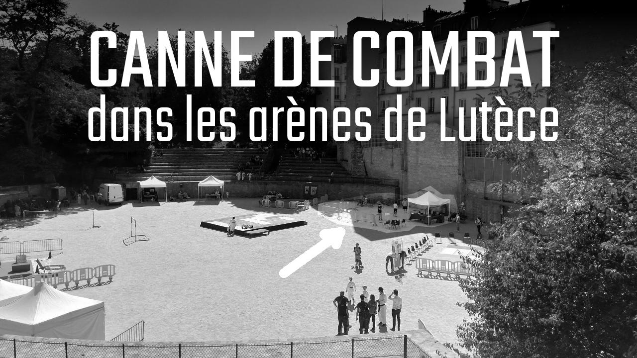 canne de combat fete du sport luteciennes paris 5 apaches de paname