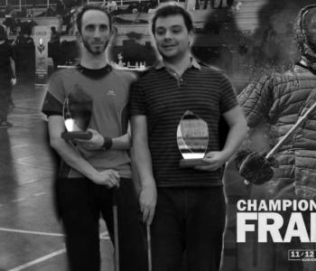 canne de combat championnat de france 2019 clermont-ferrand xavier camillo