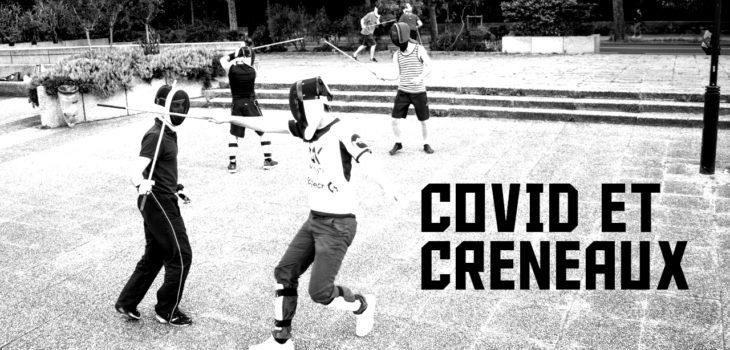 apaches de paname canne de combat paris consignes sanitaires covid sport
